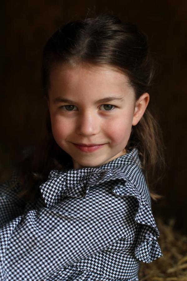 принцесса шарлотта день рождения 6 лет