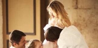 Сергей Притула жена дети третий ребенок