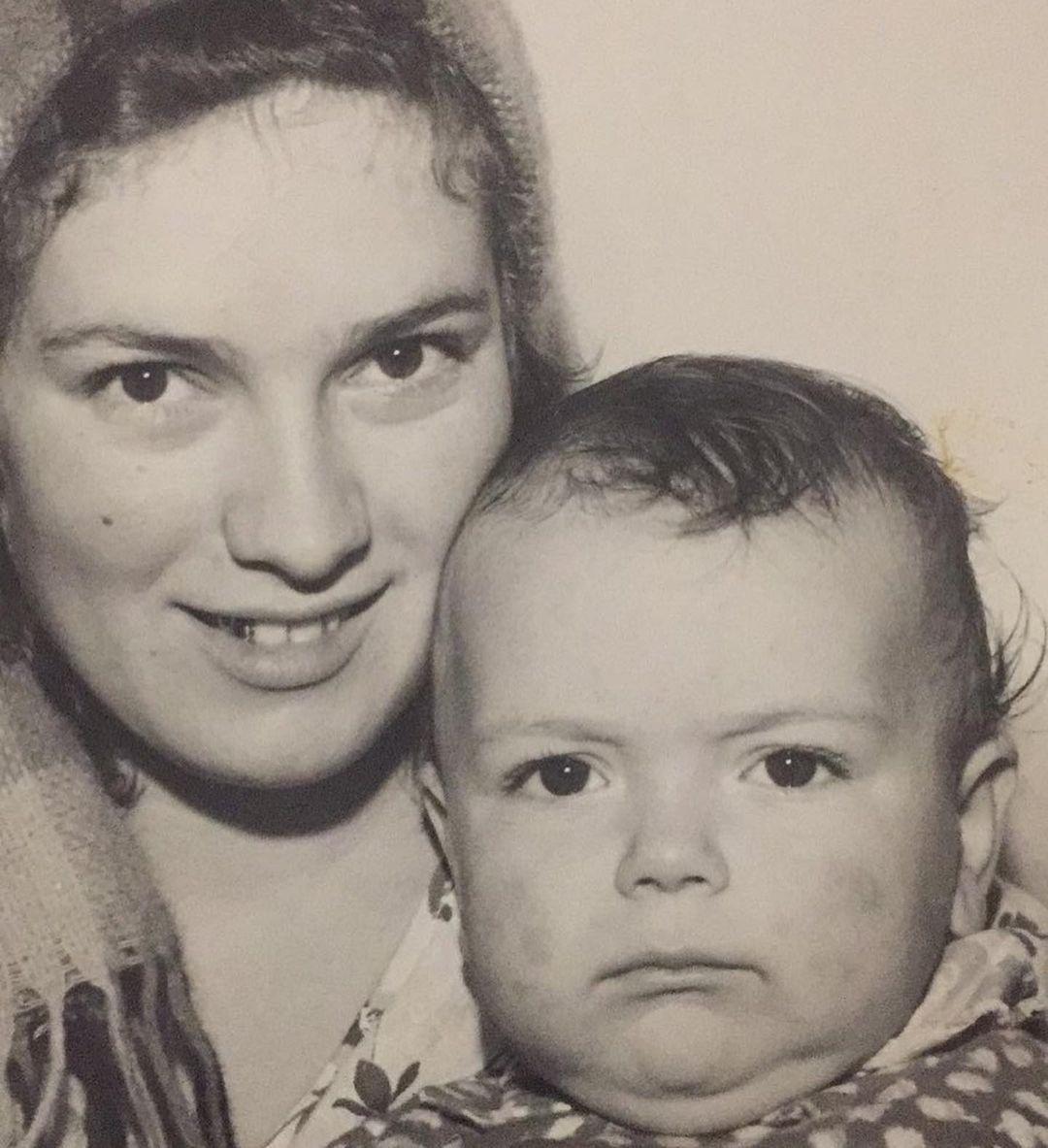 день матери украинские звезды как празднуют что дарят Григорий Решетник Холостяк семья мать