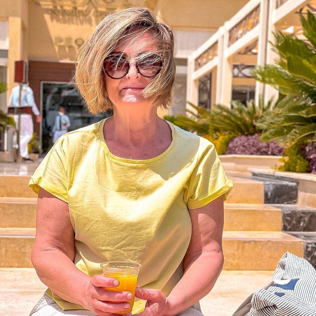 день матери украинские звезды как празднуют что дарят Марина Боржемская Узелковасемья мать