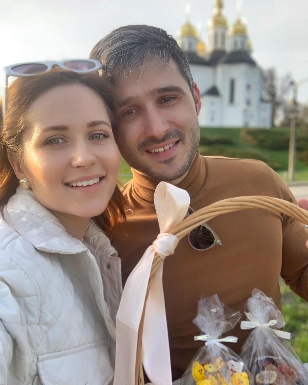 украинские звезды пасха 2021 как отметили паски крашанки декор наталка денисенко андрей фединчик