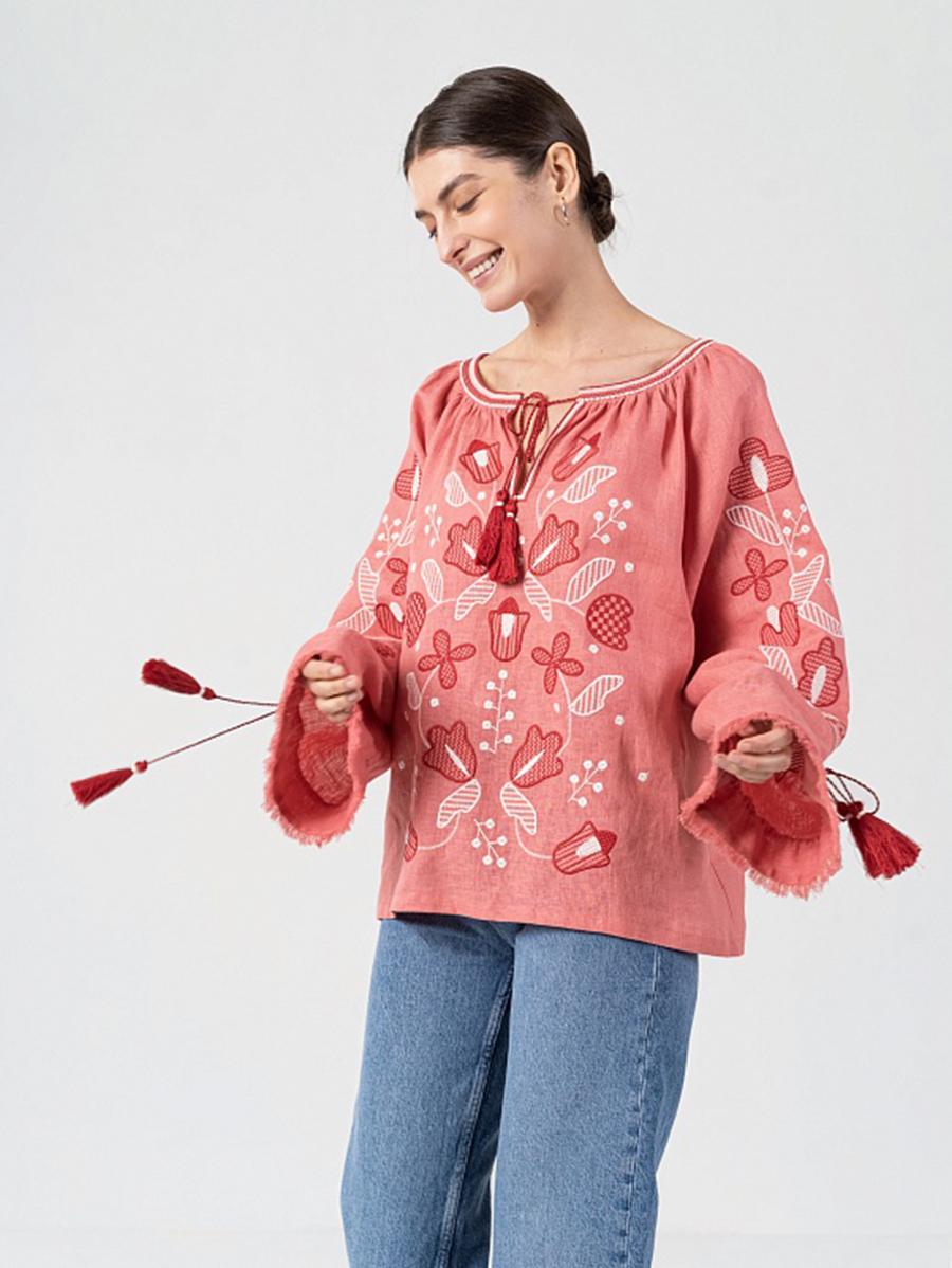 день вышиванки незалежНості независимости украинский бренд где купить оригинальный цвет розовая белая