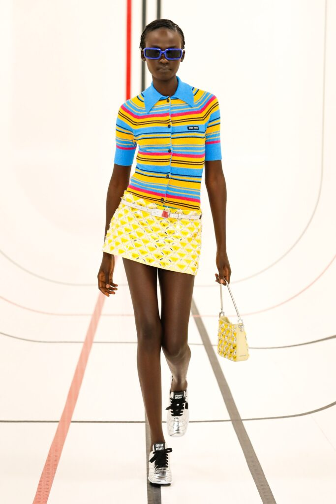 модный тренд лета - полоска