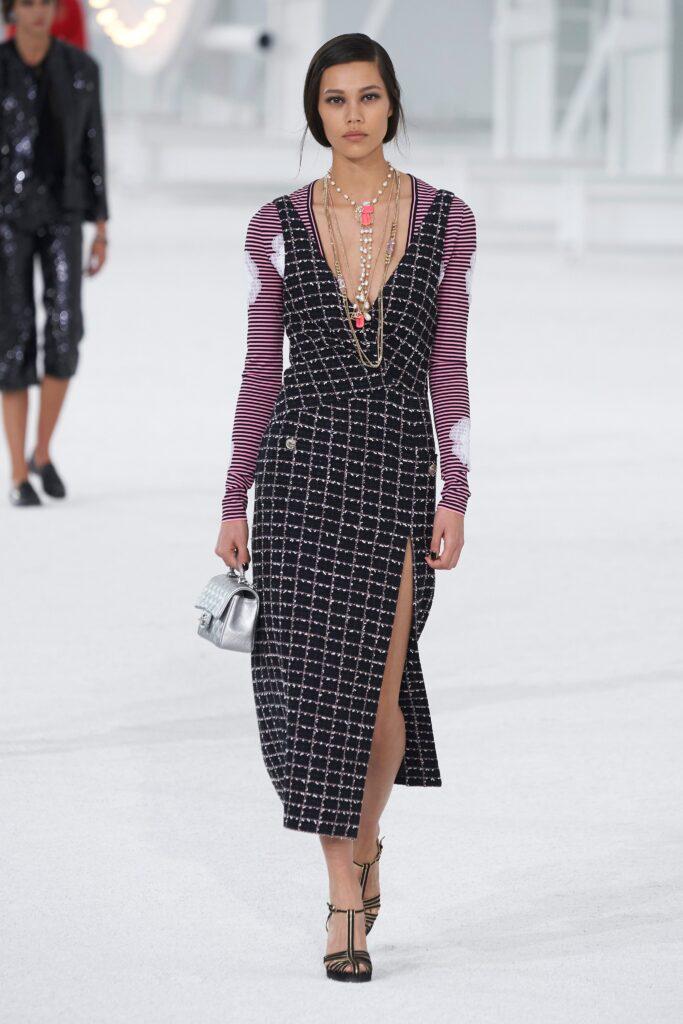 полоска - модный тренд лета