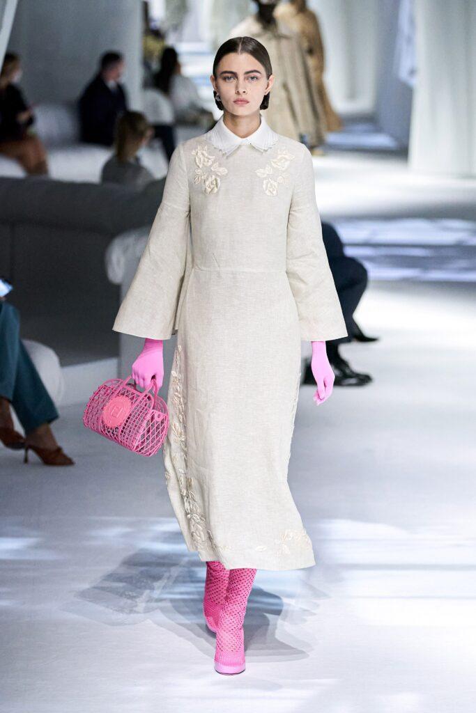модные оттенки розового розовый мода 2021 тренд лето