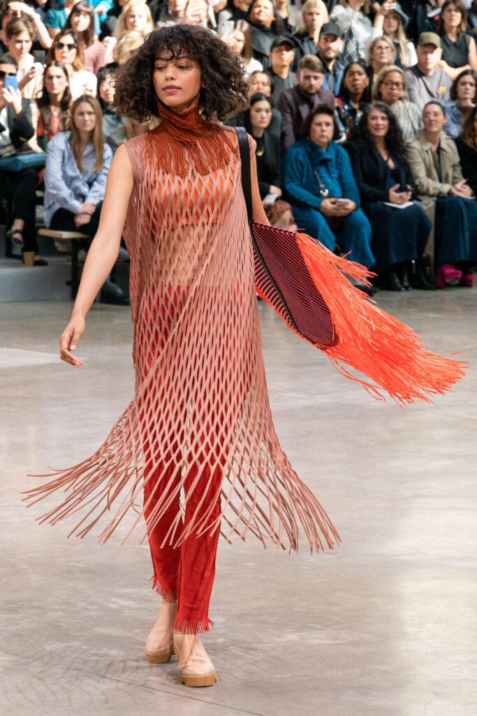 сетка - модный тренд сезона