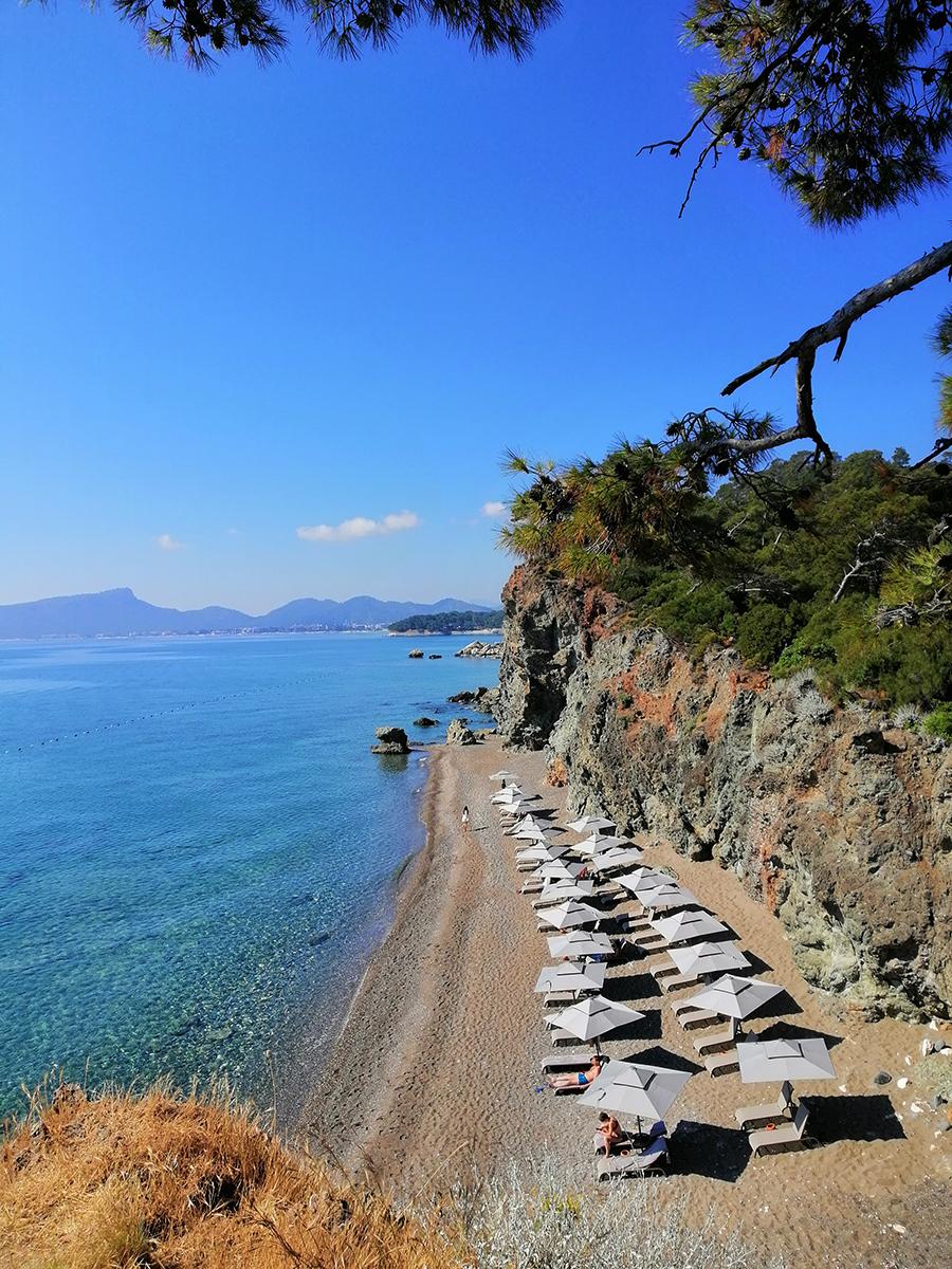 NG Phaselis Bay отель турция море отпуск