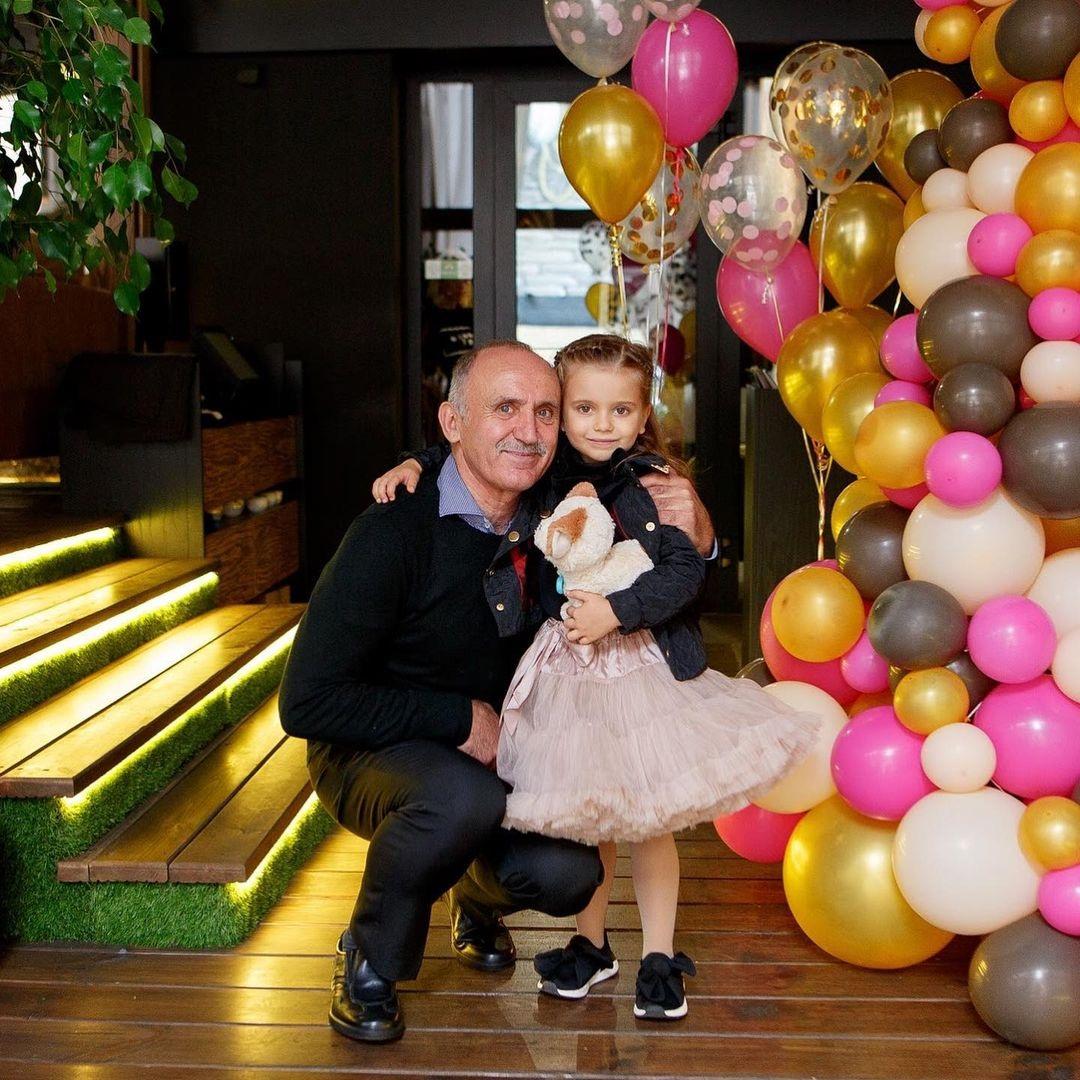лилия ребрик семья отец дочь день отца 2021 украинские звезды как поздравили