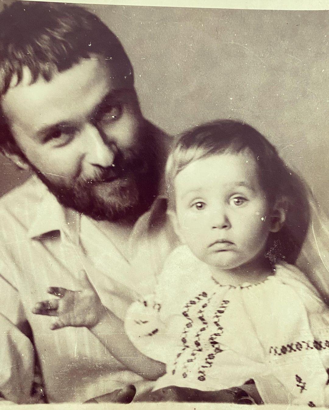 тоня матвиенко семья отец день отца 2021 украинские звезды как поздравили