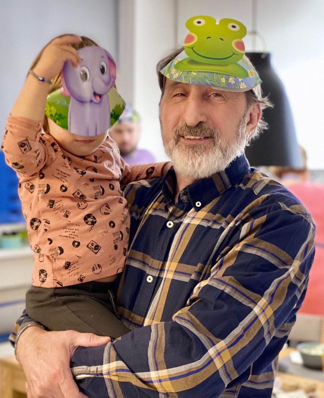 джамала семья отец сын день отца 2021 украинские звезды как поздравили