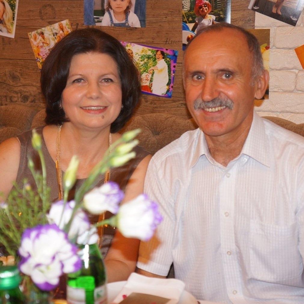 лилия ребрик семья отец мать день отца 2021 украинские звезды как поздравили