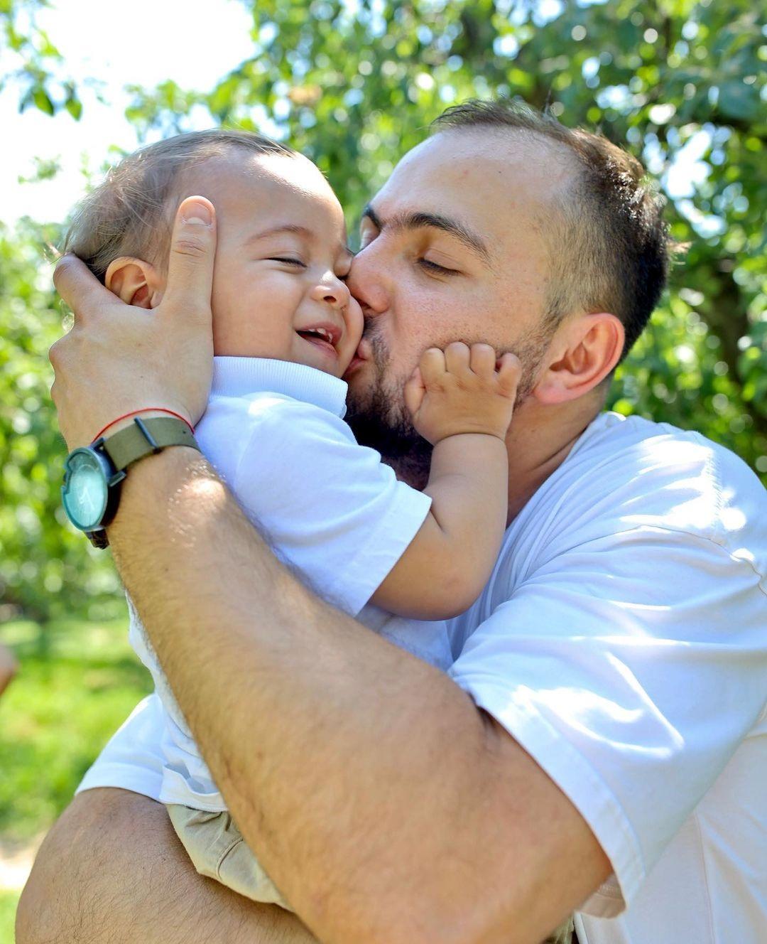 джамала семья муж сын день отца 2021 украинские звезды как поздравили