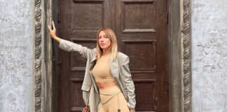 леся никитюк легинсы лето 2021 как носить