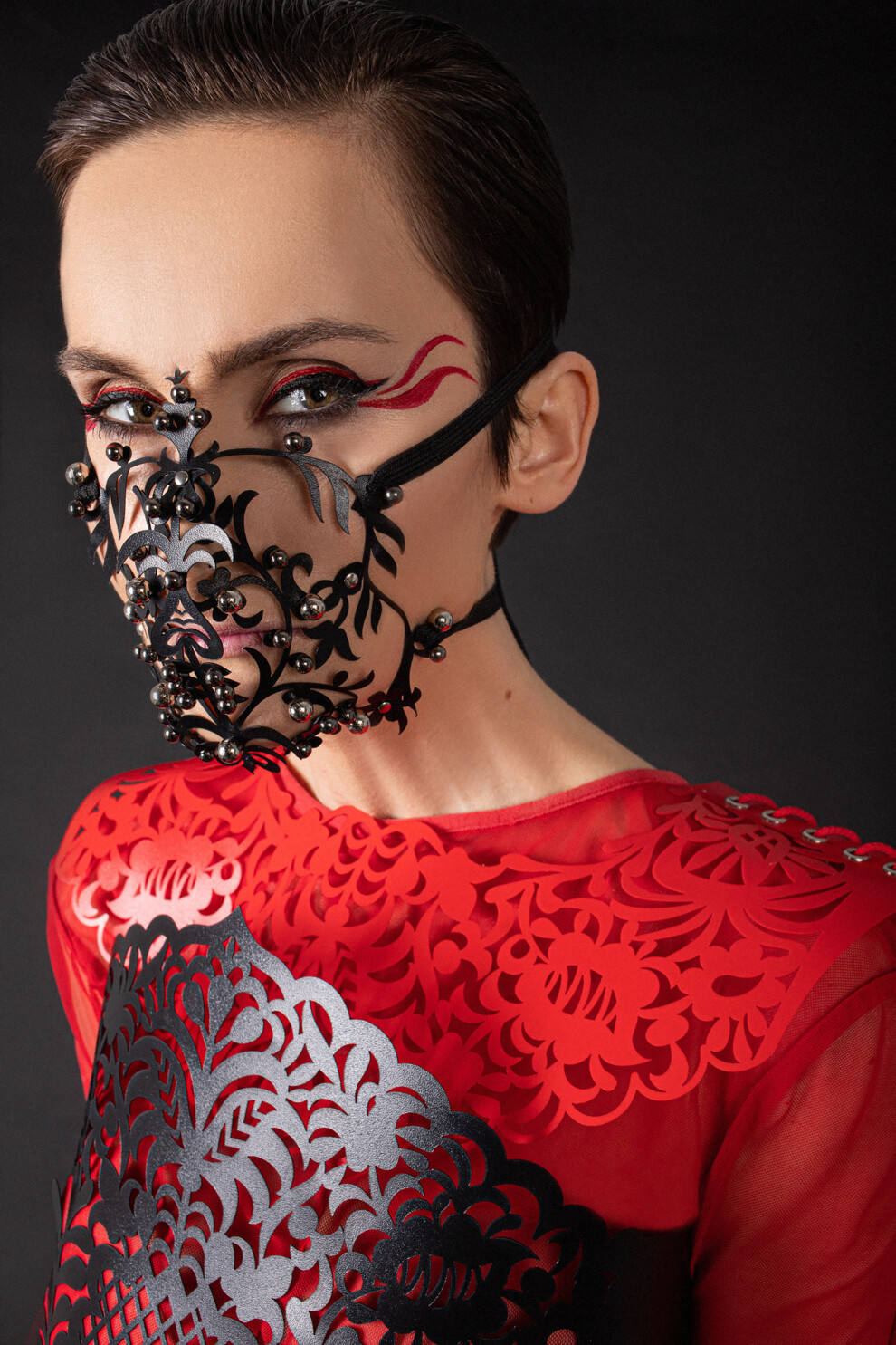 Катерина Павленко Го А Go_A Евровидение 2021 Vogue фотосессия