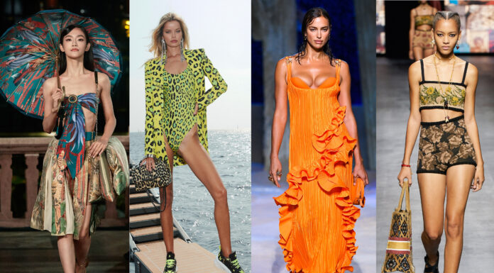 курортная мода одежда в отпуск