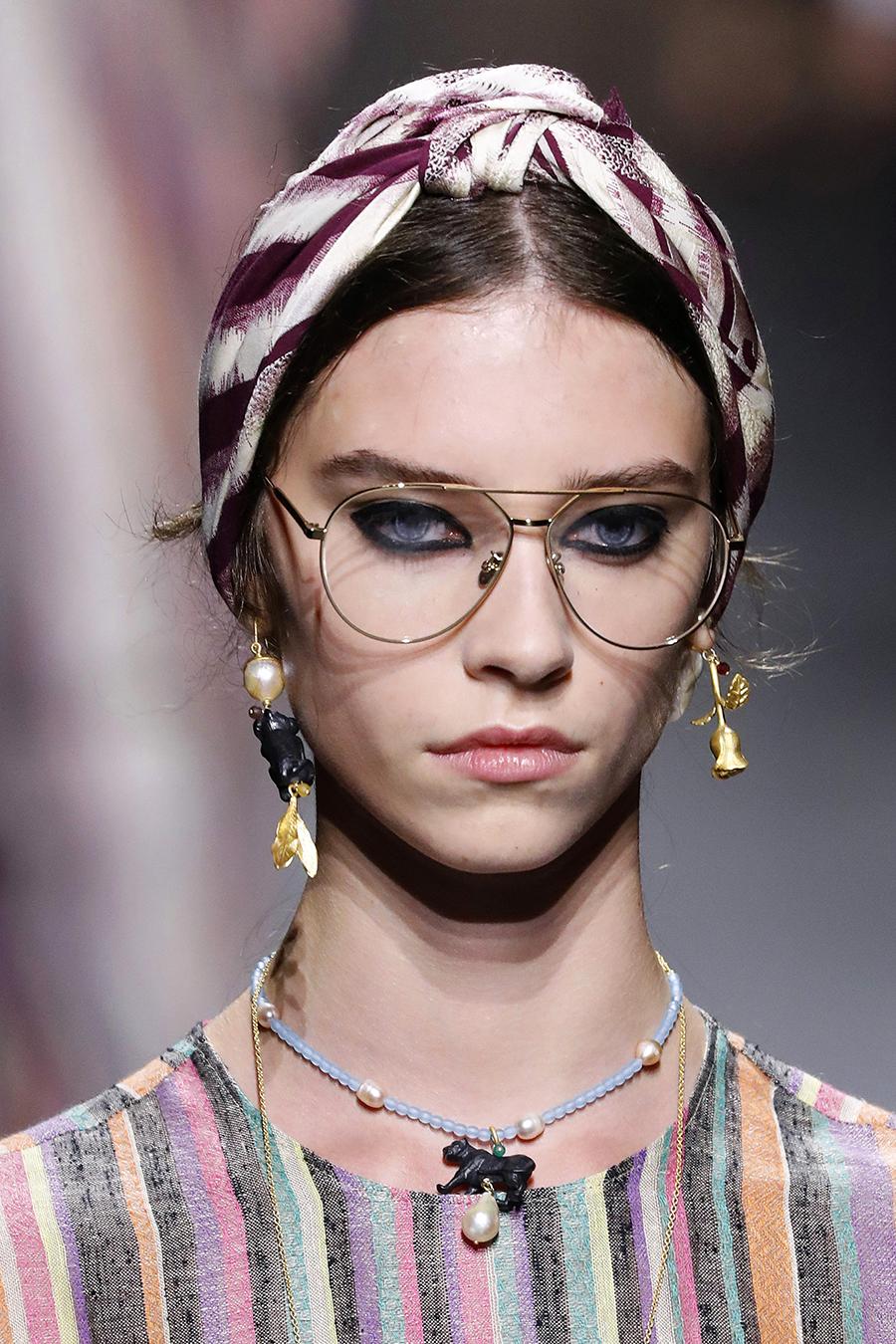 модные брови форма 2021