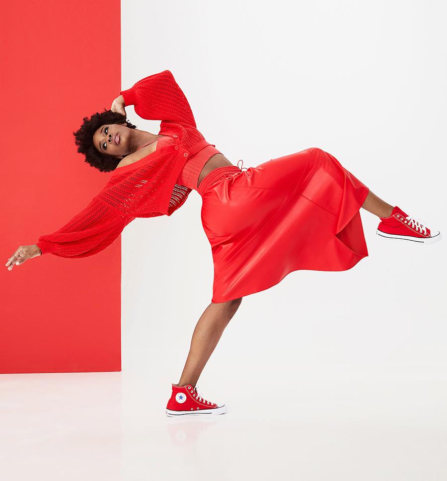 самые модные кроссовки кеды спортивные сандалии женские обувь лето 2021 красные олл стар all star