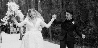 софи тернер джо джонас годовщина свадьба