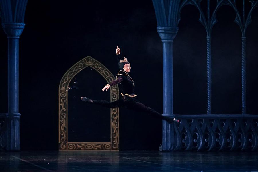 звезды дети балет кто в чем