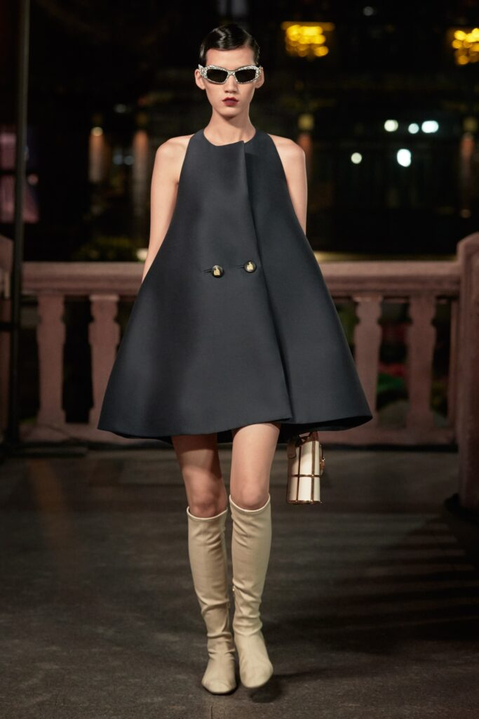 модное платье кукольное беби долл baby doll короткое пышное лето 2021 черное
