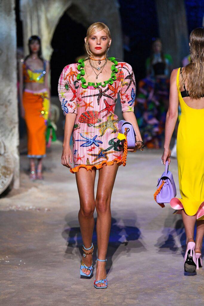морские мотивы мода лето 2021 тренды принты узоры