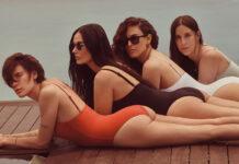 деми мур дочки дети румер уилиис скаут таллула в купальниках фотосессия