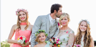 дженни гарт келли беверли хиллз 90210 свадьба муж дети