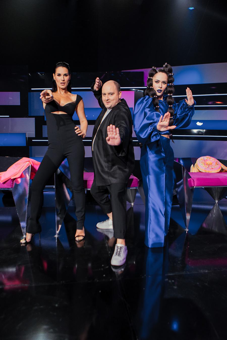 шоу маскарад 1+1 второй сезон жюри участники ирина билык дантес игорь ласточкин