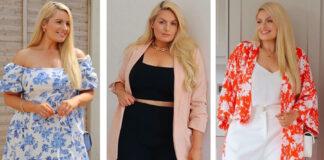 мода лето 2021 для полных плюс сайз как одеться стильные образы луки