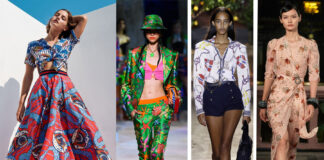 морские мотивы мода лето 2021 тренды