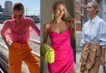 модные цвета сочетания лето 2021 как носить
