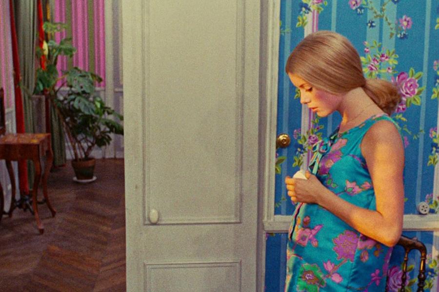 Катрин Денев «Шербурские зонтики» в кинотеатре прокате Украина