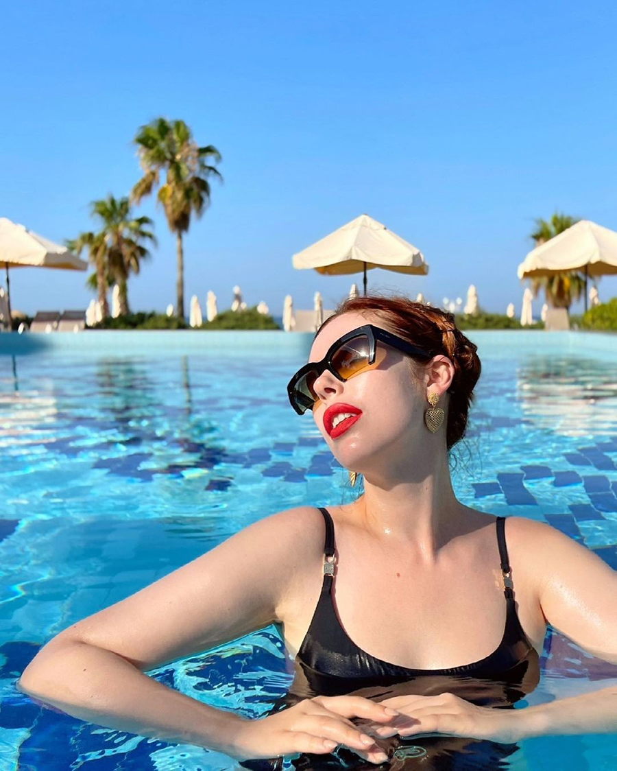 соня плакидюк диета фигура похудение в купальнике