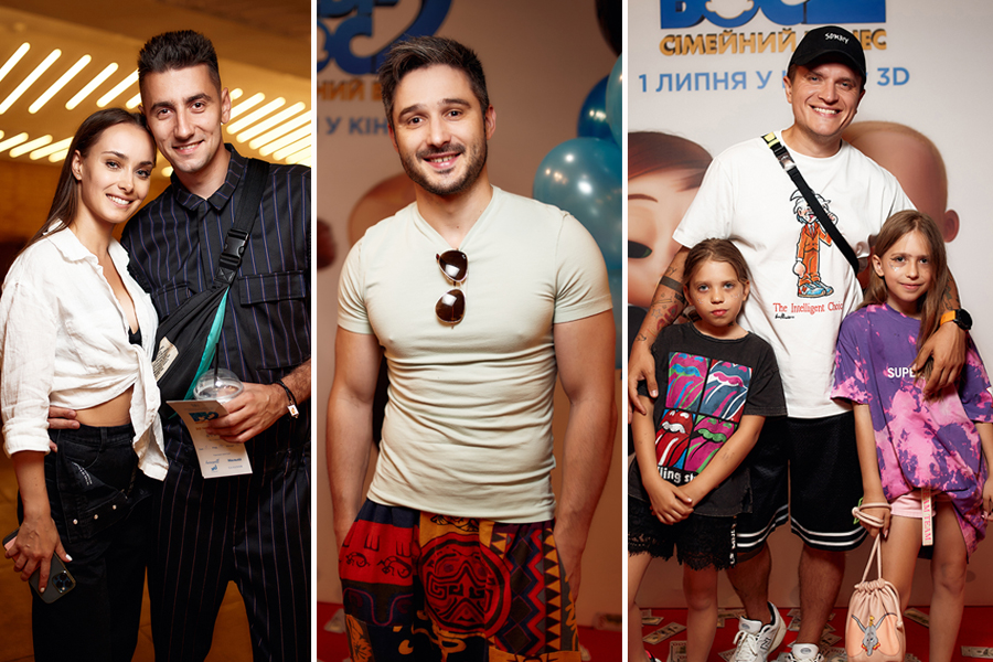 украиские звезды кино светская хроника