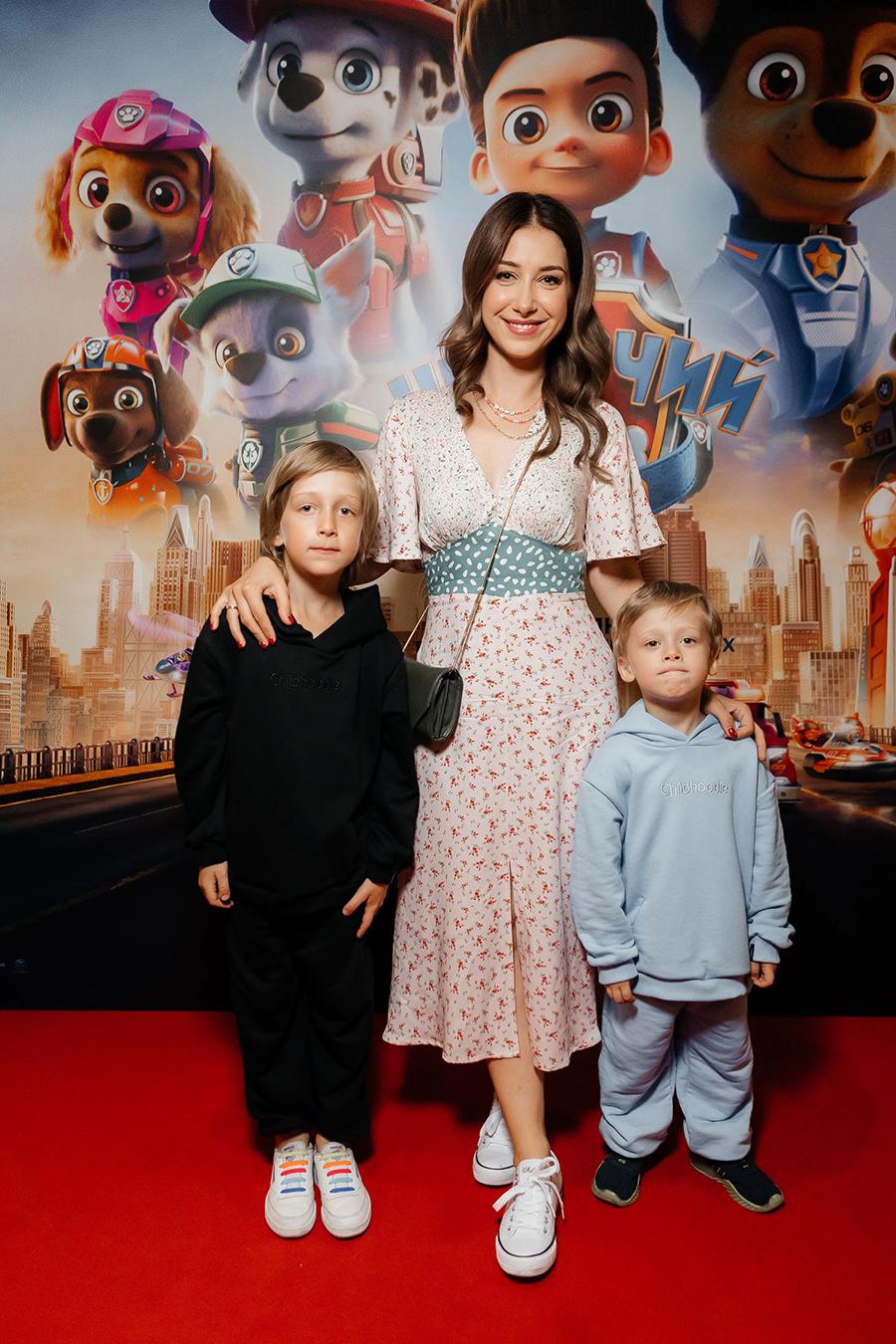 звезды дети стася ровинская в кино