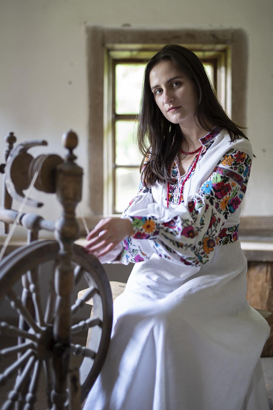 Иллария дети клип вішиванки музей Пирогово