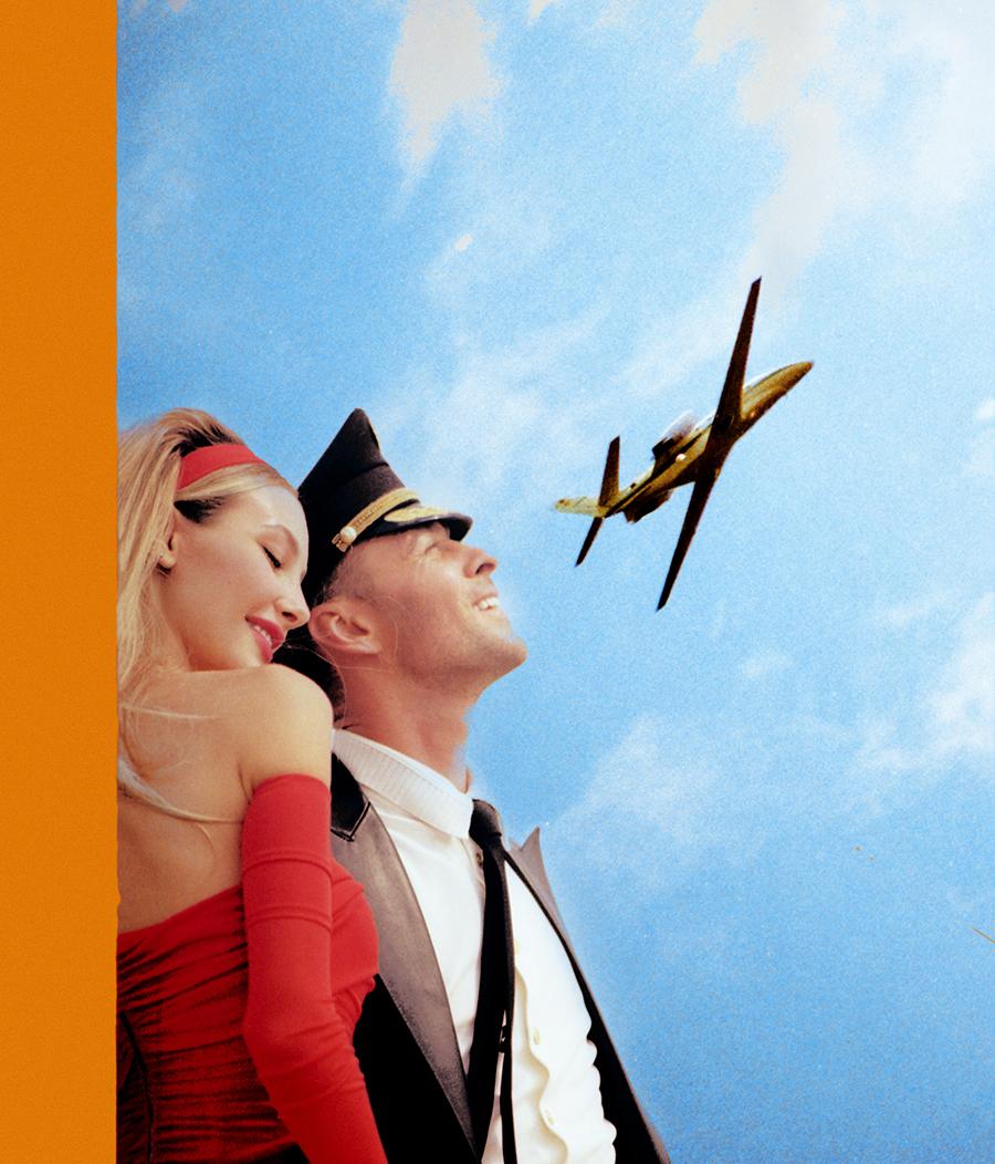 макс барских девушка клип на английском just fly