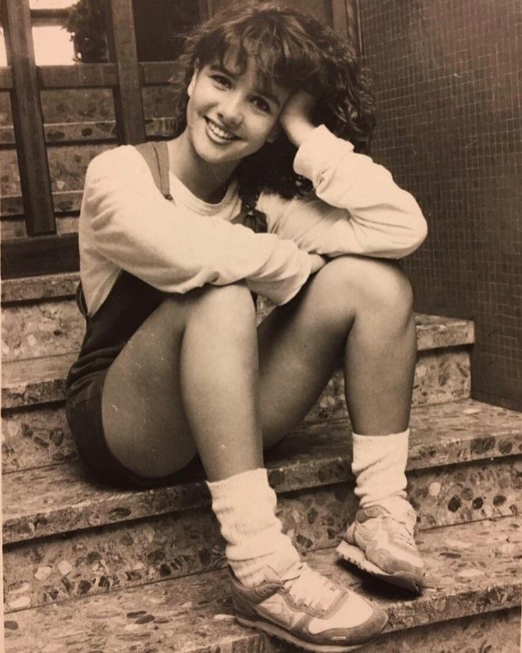 Наталия орейро дикий ангел в молодости