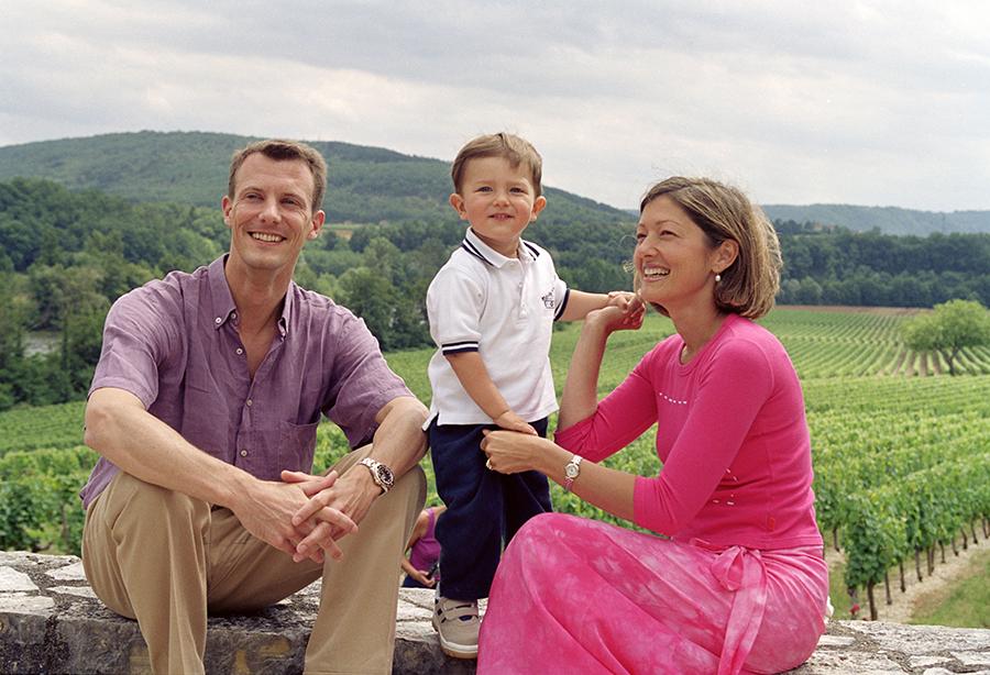 принц Николай датский Дания королевская семья
