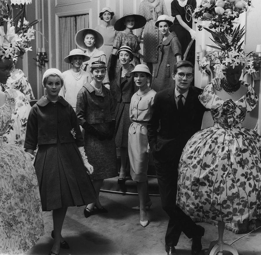 ив сен-лоран yves seint-laurent день рождения редкие фото в молодости