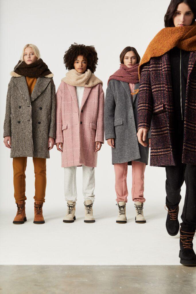 модное пальто осень 2021