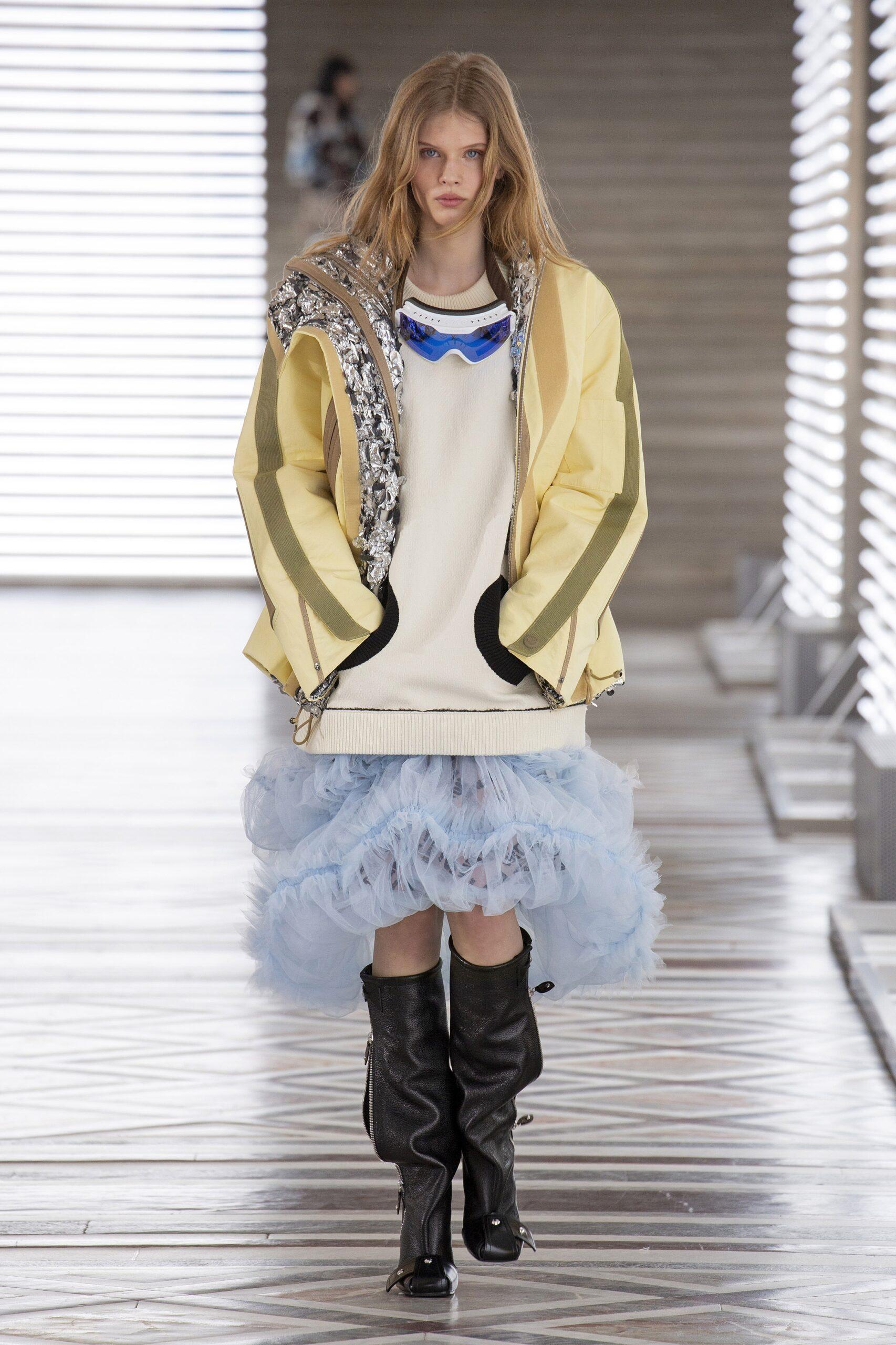 модные сапоги осень зима 2021 2022 широкие голенище черные