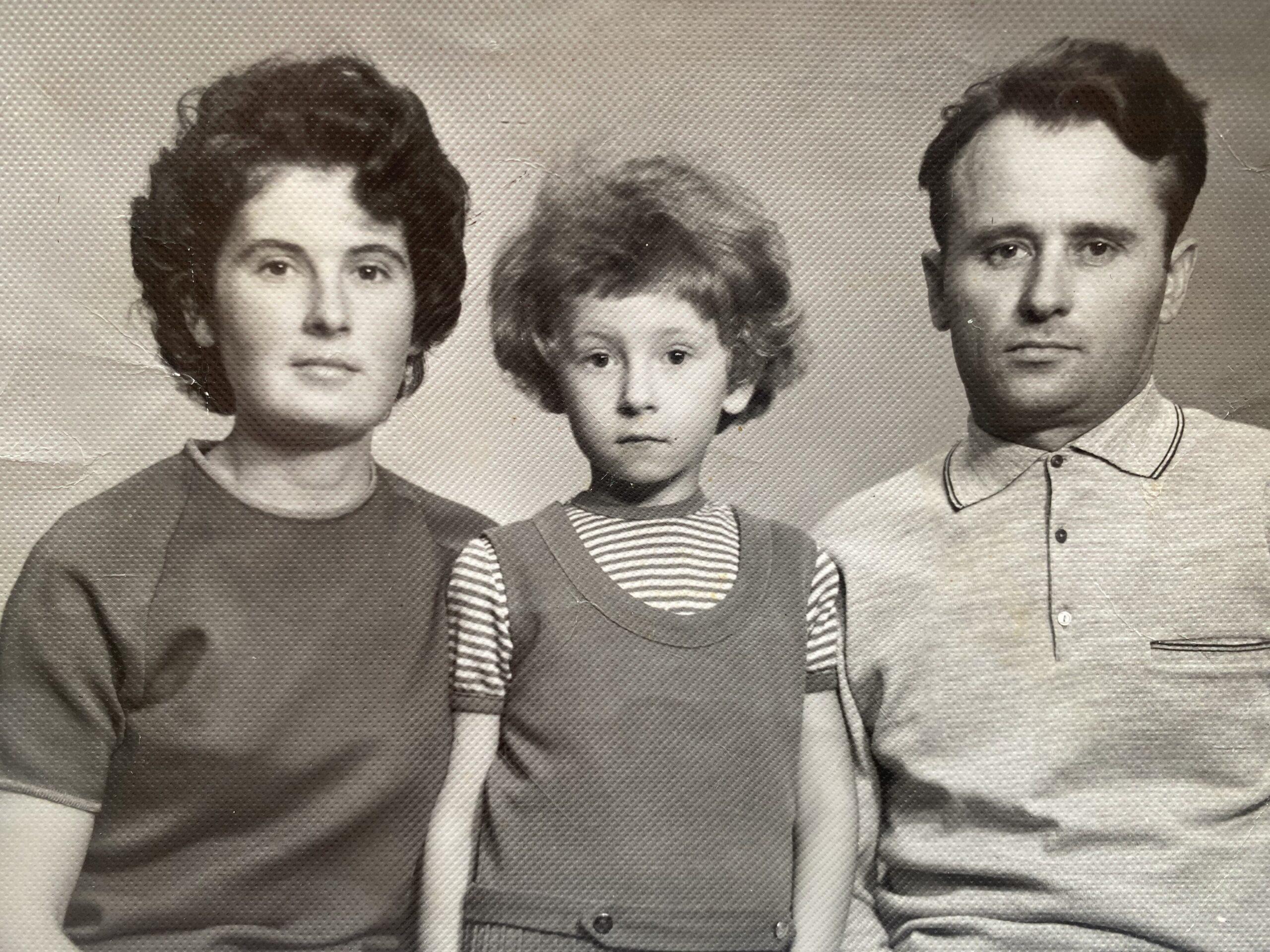 алла мазур день рождения родители семья сын