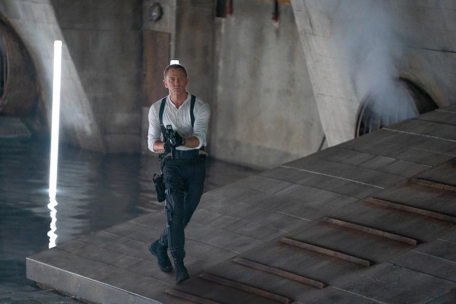 джеймс бонд не время умирать когда покажут премьера в кино трейлер украинский