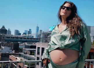 эшли грем беременна двойня близнецы