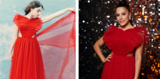танці з зірками танцы со звездами иванна онуфрийчук платье dior