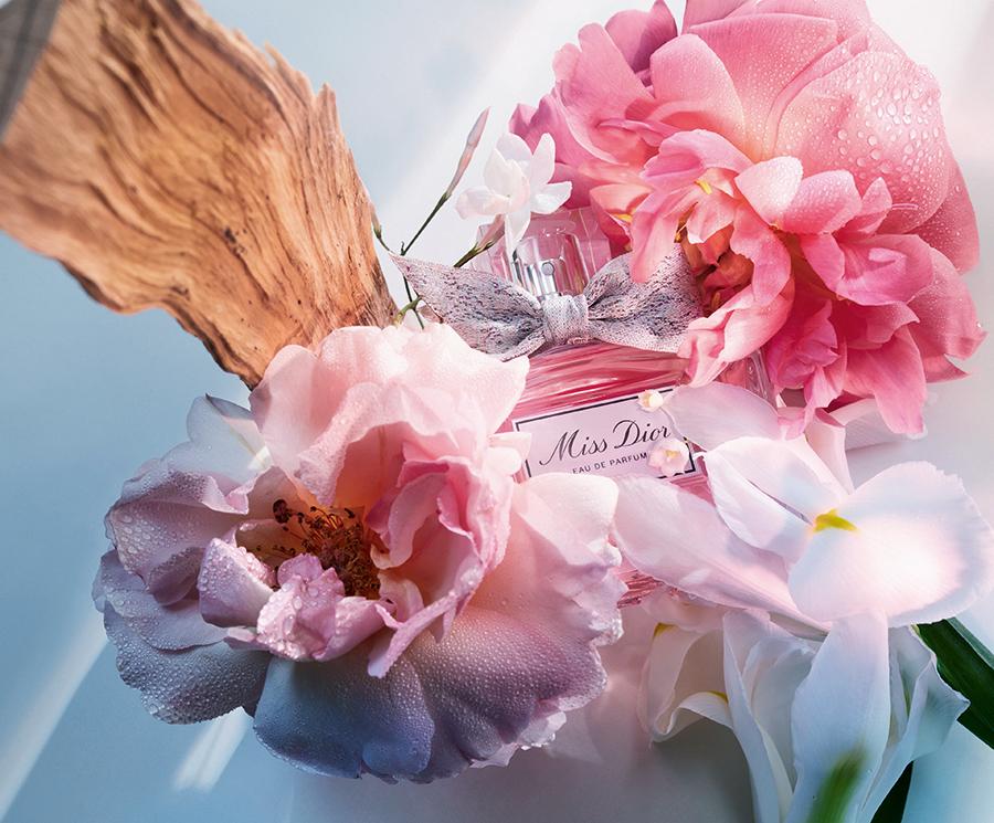 натали портман нвый аромат диор Miss Dior Eau de Parfum