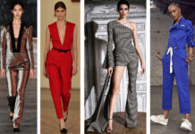 самый модный комбинезон осень зима 2021 2022