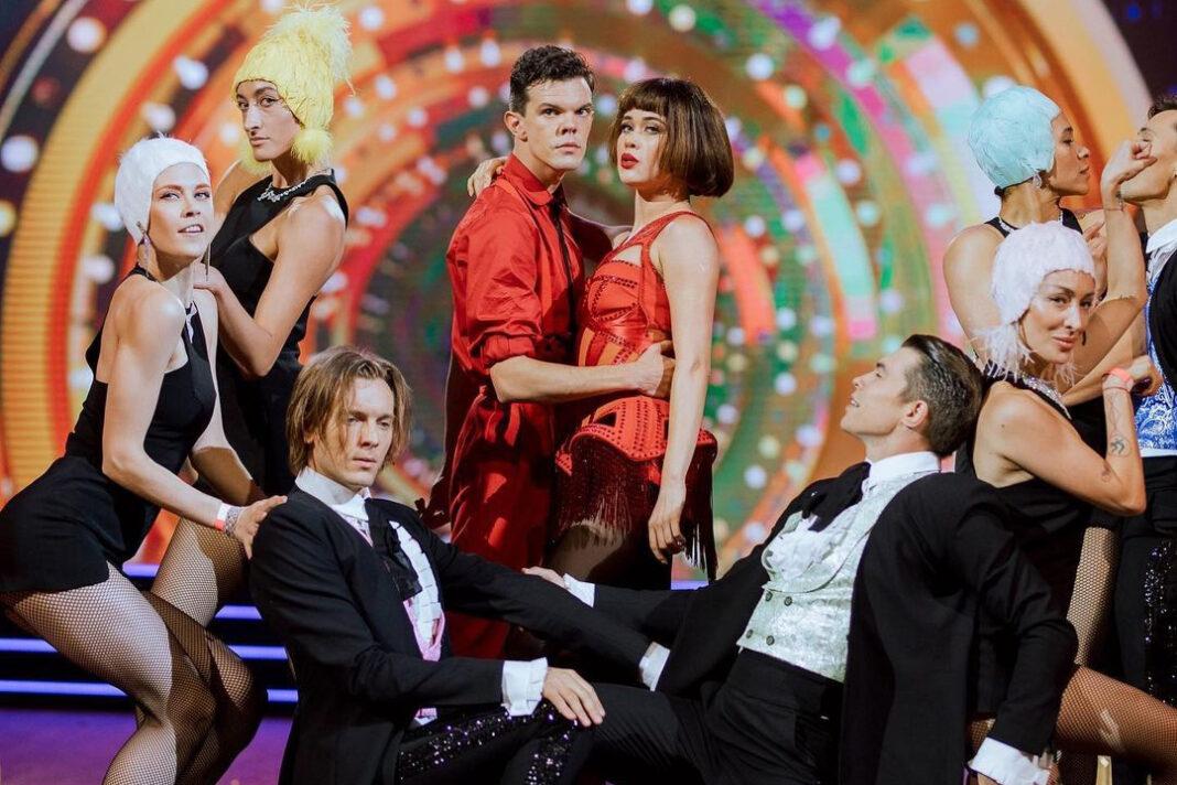 танці з зірками танцы со звездами первый эфир как прошел кто участвует выбыл