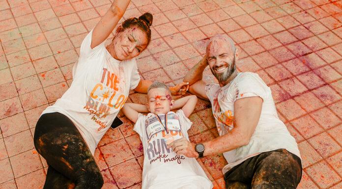 звезды благотворительный марафон